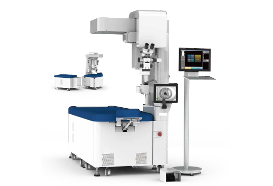 REFRACTIVE LASER MICRON M7